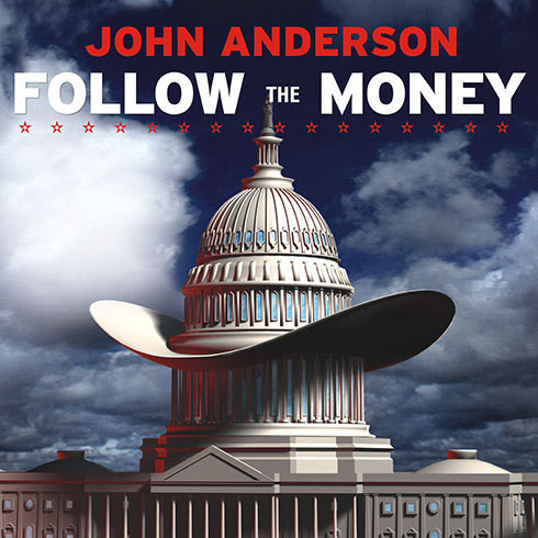 Printable Follow the Money: How George W. Bush and the Texas Republicans Hog-Tied America Audiobook Cover Art