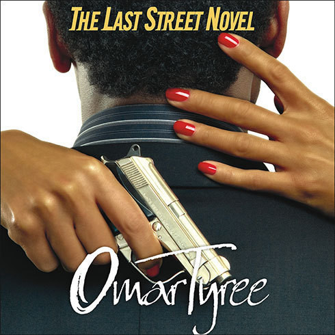 Printable The Last Street Novel Audiobook Cover Art