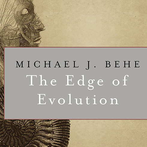 Printable The Edge of Evolution: The Search for the Limits of Darwinism Audiobook Cover Art