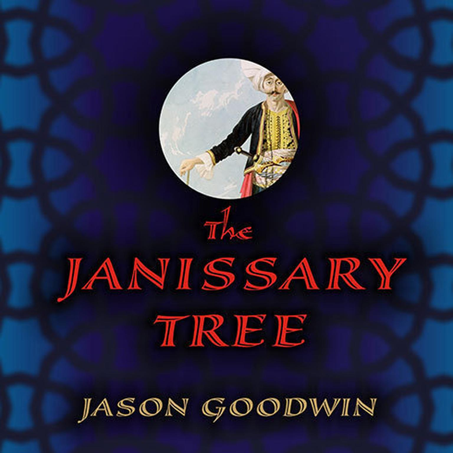 Printable The Janissary Tree: A Novel Audiobook Cover Art
