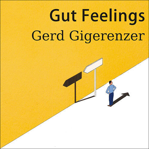 Printable Gut Feelings: The Intelligence of the Unconscious Audiobook Cover Art