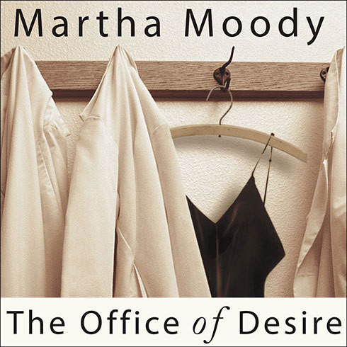 Printable The Office of Desire Audiobook Cover Art