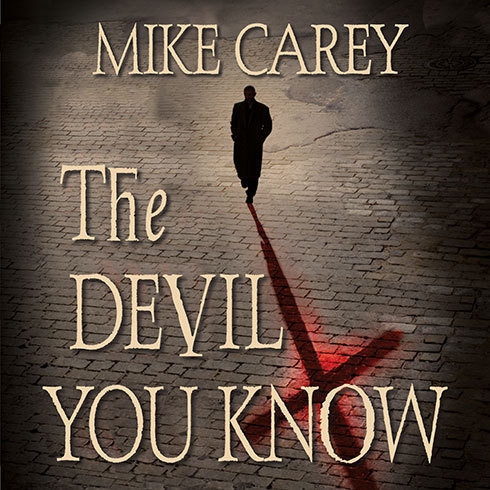 Printable The Devil You Know Audiobook Cover Art