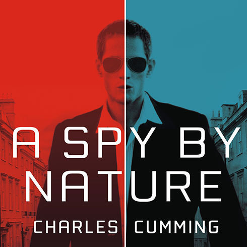 Printable A Spy by Nature: A Novel Audiobook Cover Art