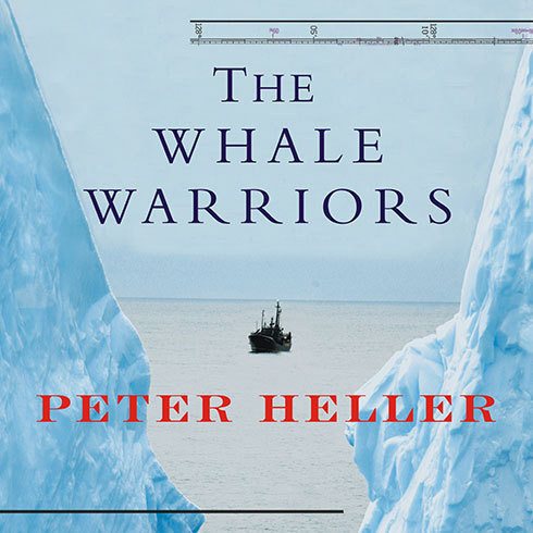 Printable The Whale Warriors: The Battle at the Bottom of the World to Save the Planet's Largest Mammals Audiobook Cover Art