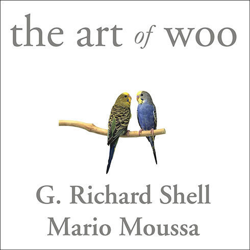 Printable The Art of Woo: Using Strategic Persuasion to Sell Your Ideas Audiobook Cover Art
