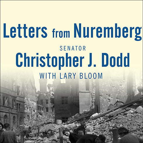 Printable Letters from Nuremberg: My Father's Narrative of a Quest for Justice Audiobook Cover Art