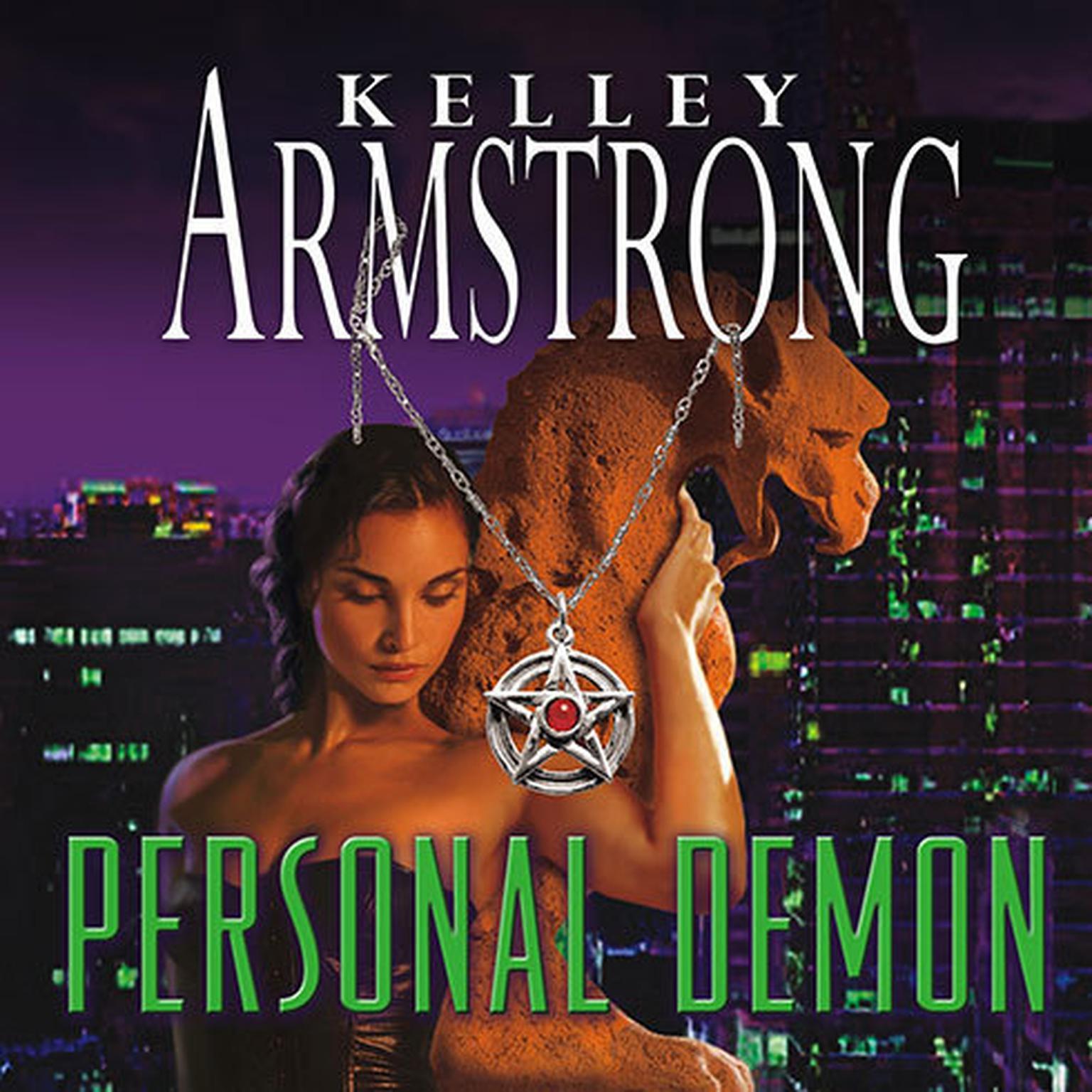 Printable Personal Demon Audiobook Cover Art
