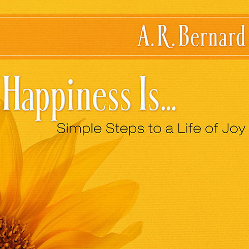 Printable Happiness Is …: Simple Steps to a Life of Joy Audiobook Cover Art