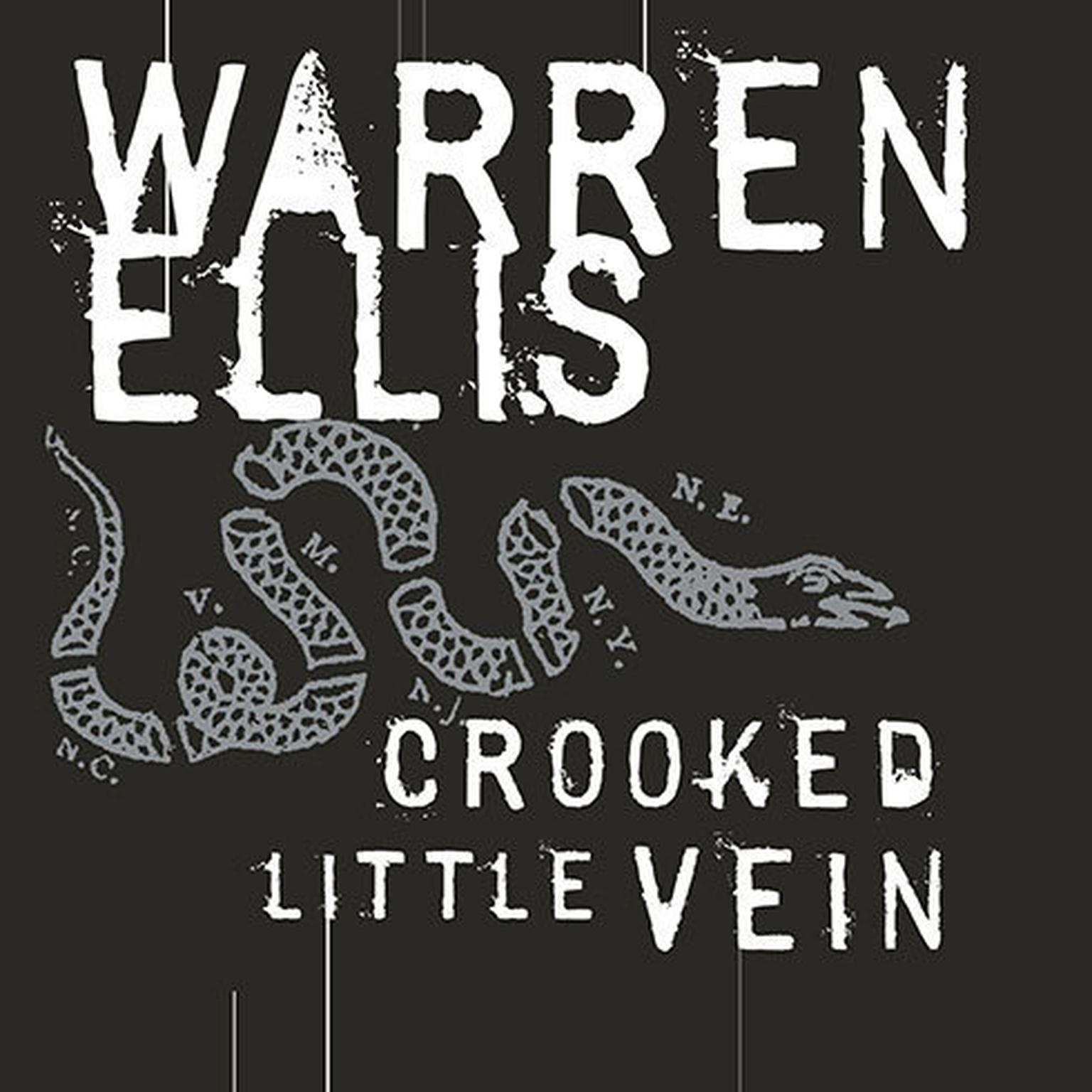 Printable Crooked Little Vein: A Novel Audiobook Cover Art