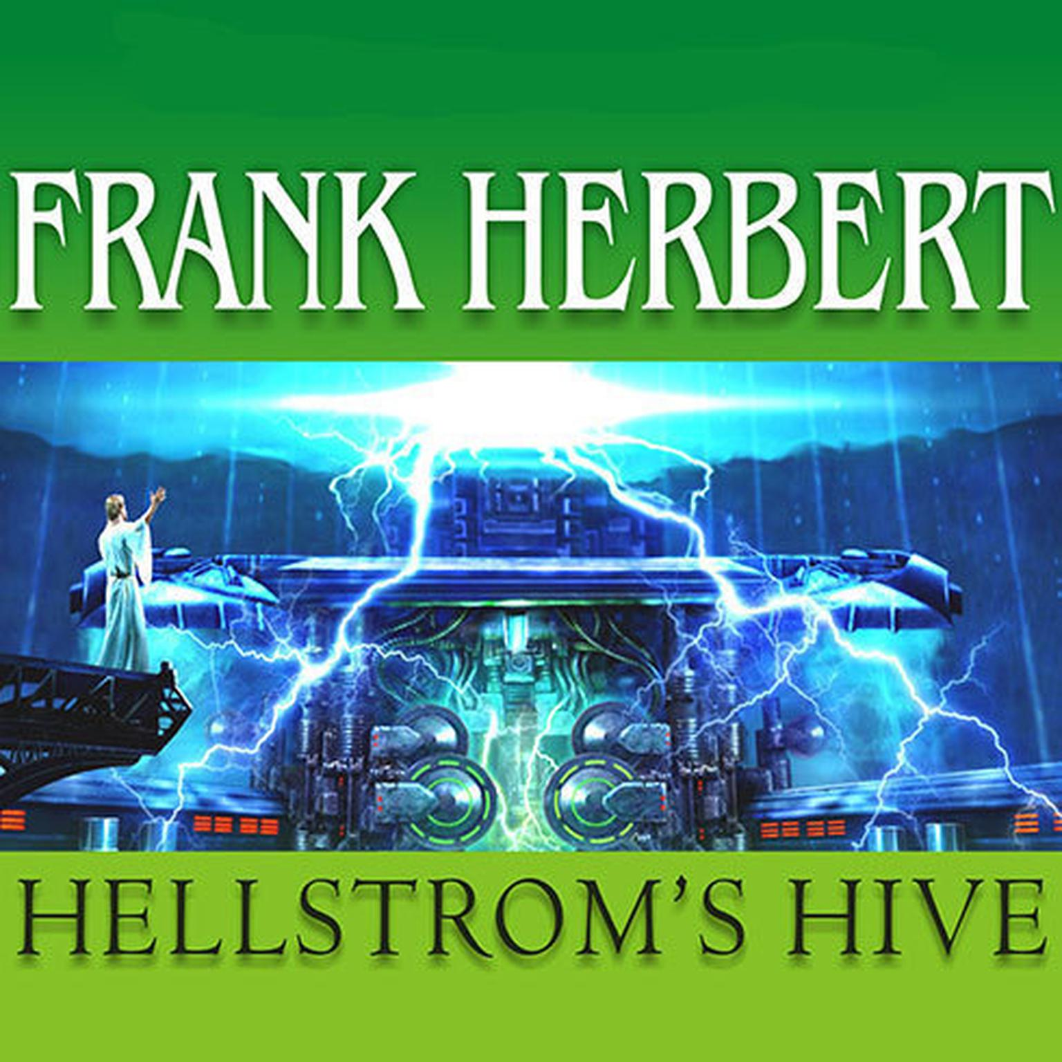 Printable Hellstrom's Hive Audiobook Cover Art