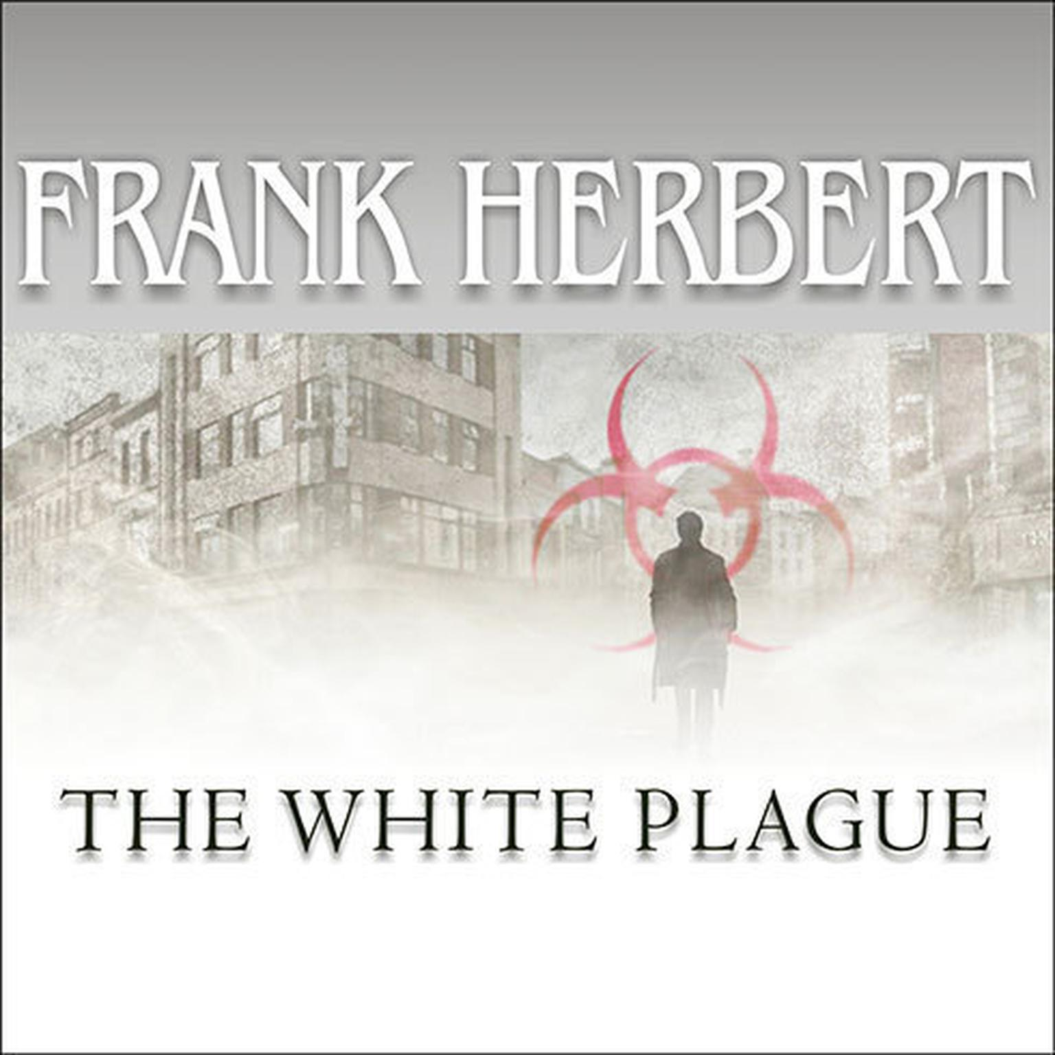 Printable The White Plague Audiobook Cover Art