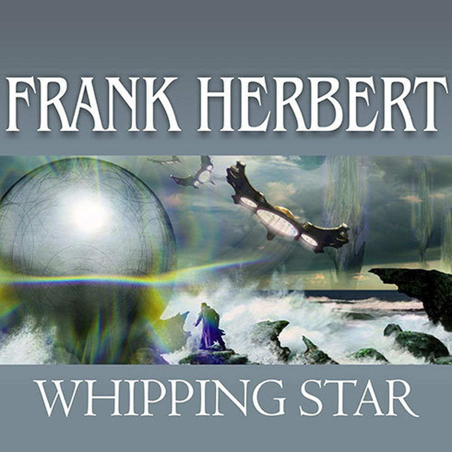 Printable Whipping Star Audiobook Cover Art