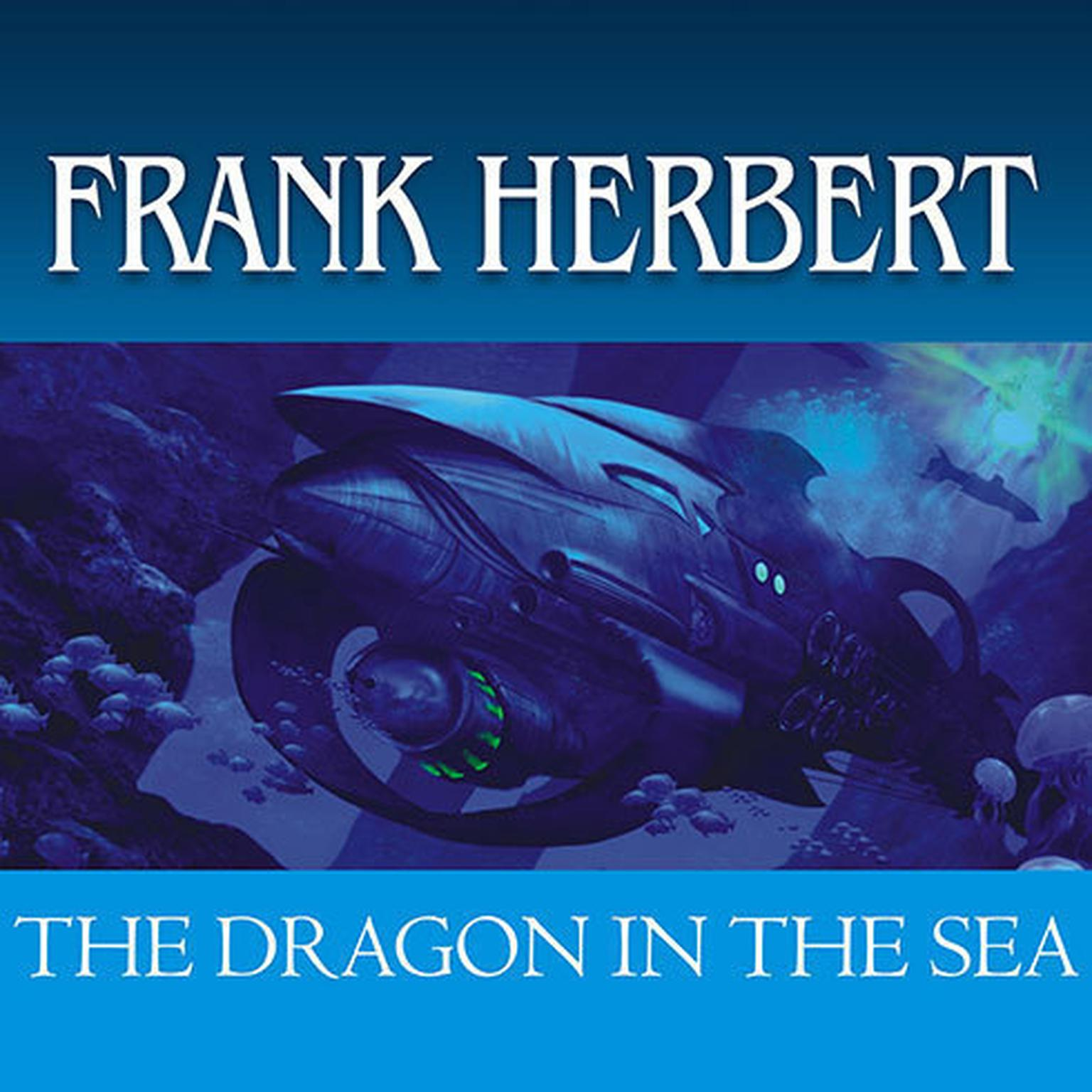 Printable The Dragon in the Sea Audiobook Cover Art