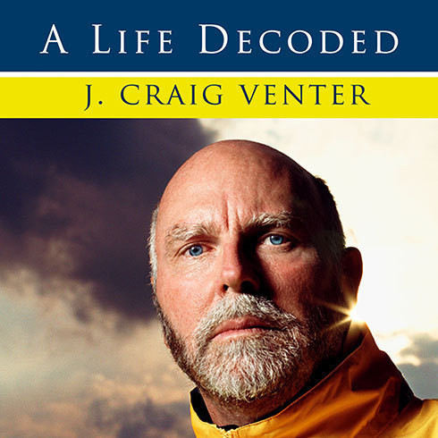Printable A Life Decoded: My Genome: My Life Audiobook Cover Art