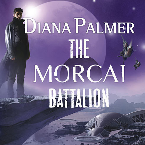 Printable The Morcai Battalion Audiobook Cover Art