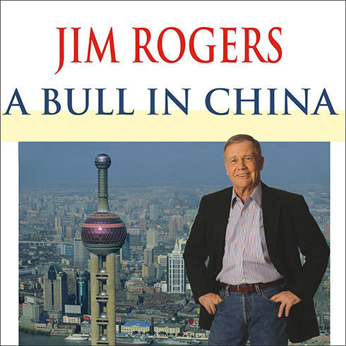 Printable A Bull in China: Investing Profitably in the World's Greatest Market Audiobook Cover Art