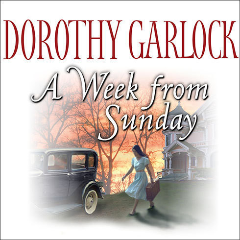 Printable A Week from Sunday Audiobook Cover Art