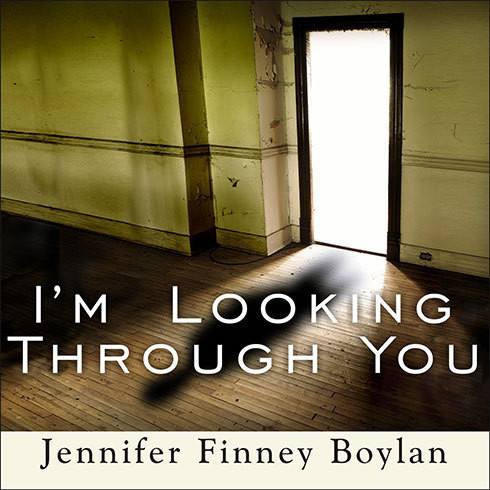 Printable I'm Looking Through You: Growing Up Haunted: A Memoir Audiobook Cover Art