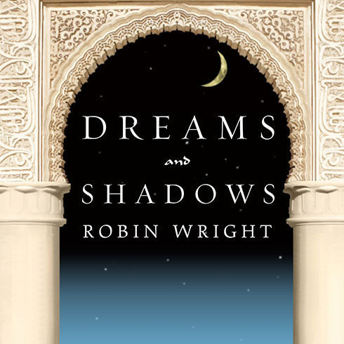 Printable Dreams and Shadows: The Future of the Middle East Audiobook Cover Art
