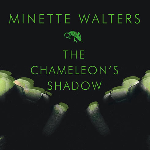 Printable The Chameleon's Shadow: A Novel Audiobook Cover Art