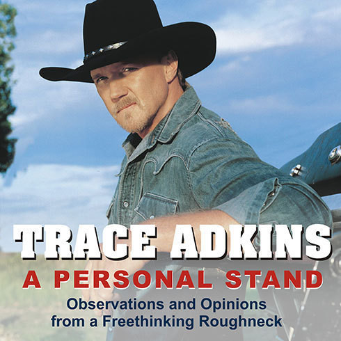 Printable A Personal Stand: Observations and Opinions from a Freethinking Roughneck Audiobook Cover Art