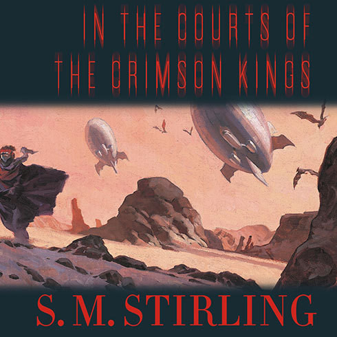 Printable In the Courts of the Crimson Kings Audiobook Cover Art