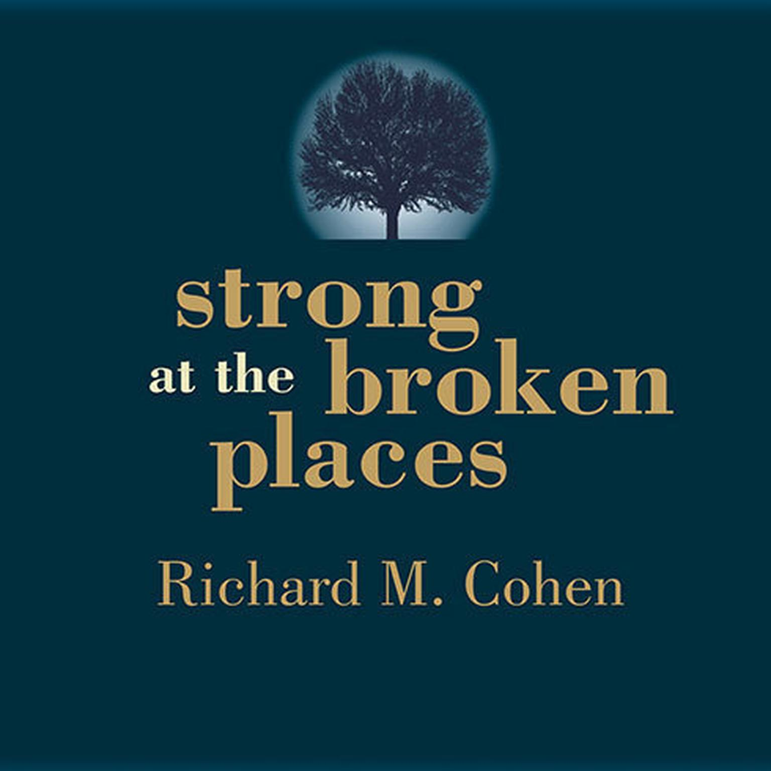 Printable Strong at the Broken Places: Voices of Illness, a Chorus of Hope Audiobook Cover Art