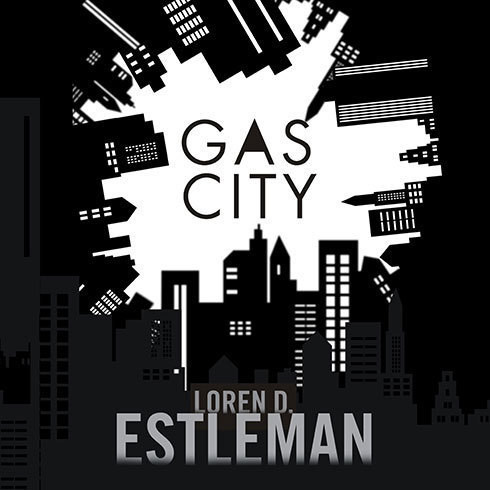Printable Gas City: A Novel Audiobook Cover Art