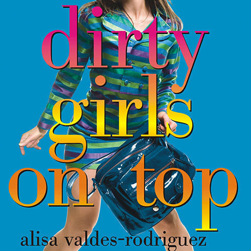 Printable Dirty Girls on Top Audiobook Cover Art