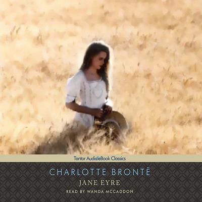 Jane Eyre Audiobook, by Charlotte Brontë