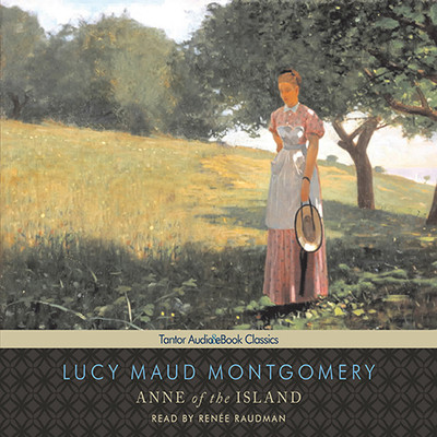 Anne of the Island Audiobook, by