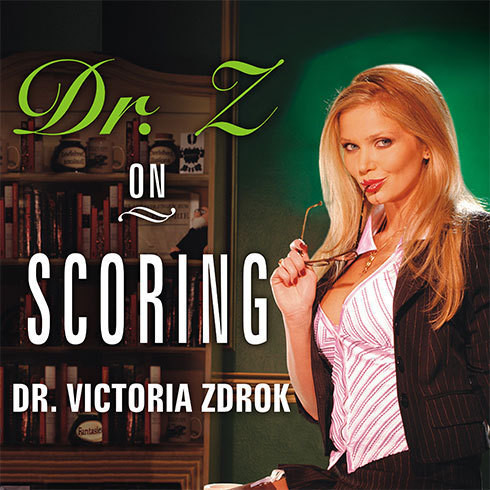 Printable Dr. Z on Scoring: How to Pick Up, Seduce, and Hook Up with Hot Women Audiobook Cover Art