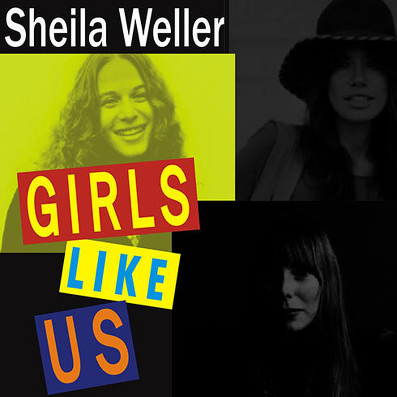 Printable Girls Like Us: Carole King, Joni Mitchell, Carly Simon---and the Journey of a Generation Audiobook Cover Art