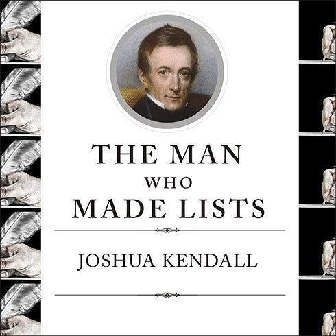 Printable The Man Who Made Lists: Love, Death, Madness, and the Creation of Roget's Thesaurus Audiobook Cover Art