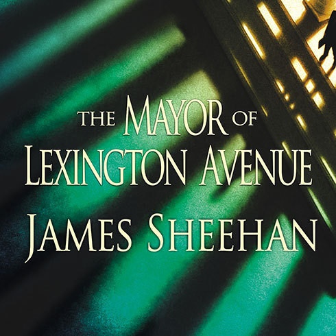 Printable The Mayor of Lexington Avenue Audiobook Cover Art