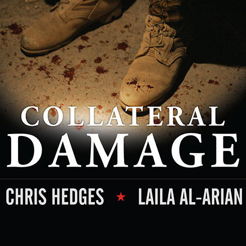 Printable Collateral Damage: America's War against Iraqi Civilians Audiobook Cover Art