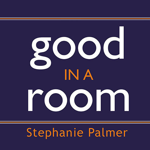 Printable Good in a Room: How to Sell Yourself (and Your Ideas) and Win Over Any Audience Audiobook Cover Art