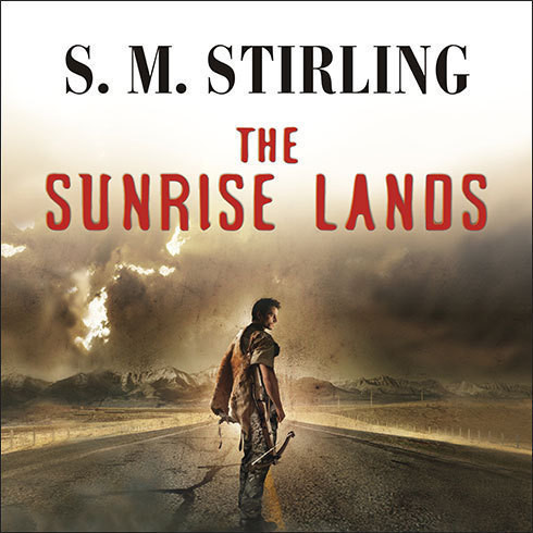 Printable The Sunrise Lands Audiobook Cover Art