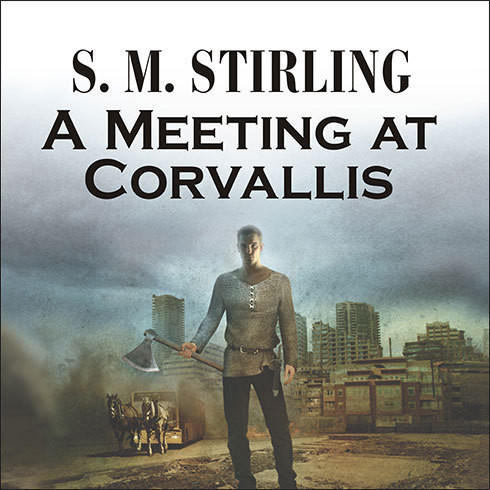 Printable A Meeting at Corvallis Audiobook Cover Art