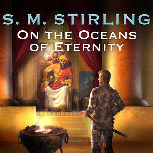 Printable On the Oceans of Eternity Audiobook Cover Art