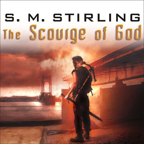 Printable The Scourge of God: A Novel of the Change Audiobook Cover Art