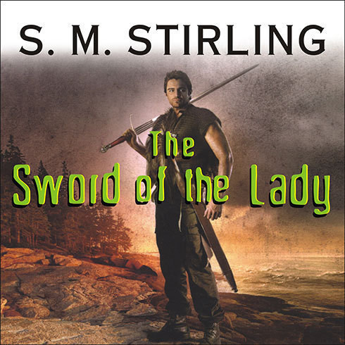 Printable The Sword of the Lady Audiobook Cover Art