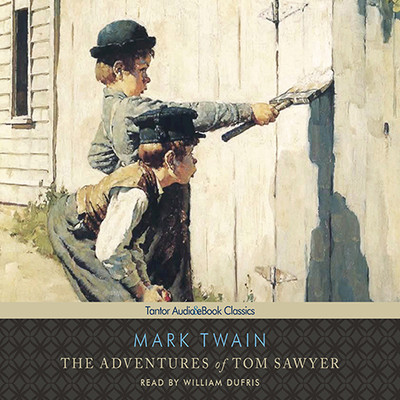 The Adventures of Tom Sawyer Audiobook, by
