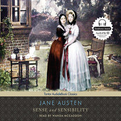 Sense and Sensibility Audiobook, by Jane Austen