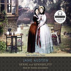 Sense and Sensibility Audiobook, by Jane Austen