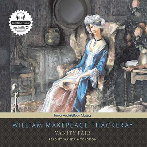 Printable Vanity Fair Audiobook Cover Art