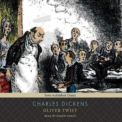 Oliver Twist Audiobook, by
