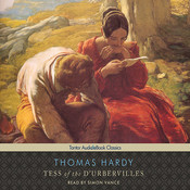 Tess of the d'Urbervilles Audiobook, by Thomas Hardy