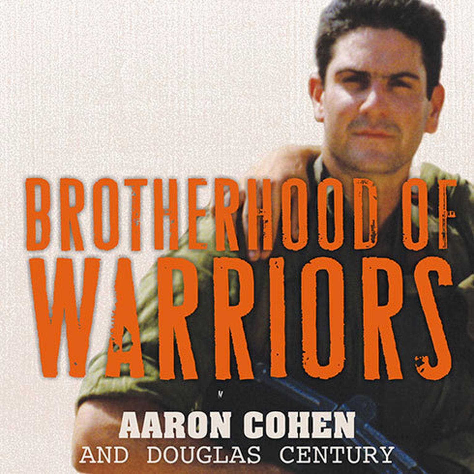 Printable Brotherhood of Warriors: Behind Enemy Lines with a Commando in One of the World's Most Elite Counterterrorism Units Audiobook Cover Art